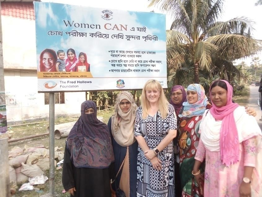 Women Can-Vision Centre