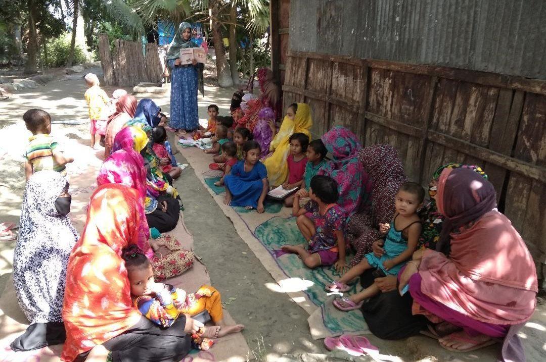 Vulnerable Group Development(VGD) Training